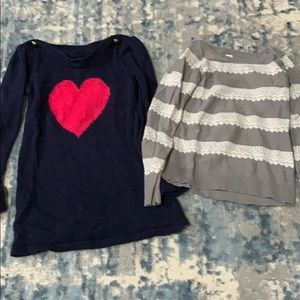 Size 5 sweaters